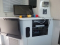 Simply Perfect entertainment centre with karaoke system